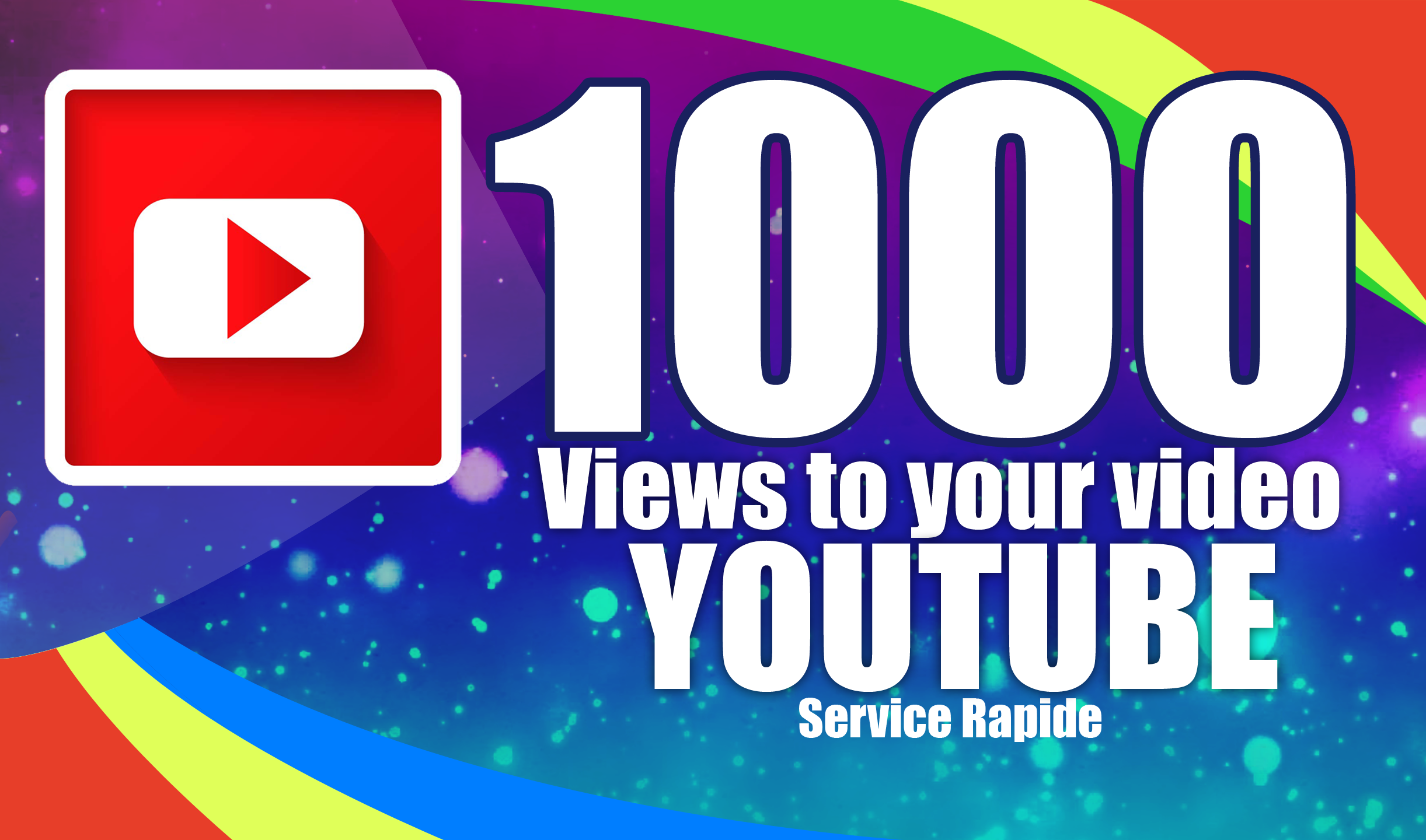 Provide One Thousand+ Quality video Youtube Ve use and TEN Liqes to your video