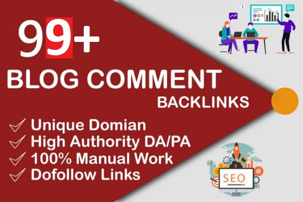 99+ Blog Commenting Back-links On High DA PA V-2.0 -Best for Ranking