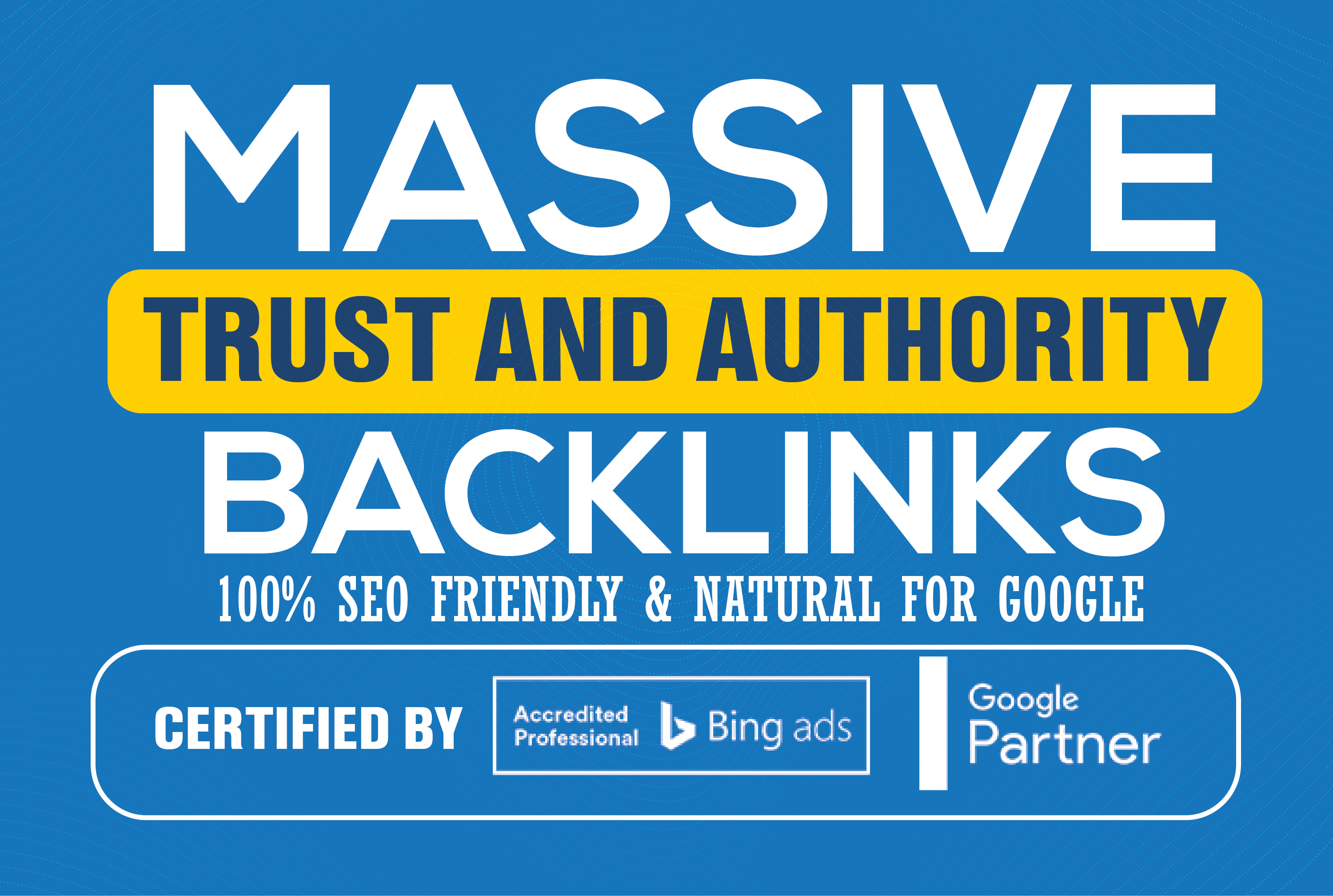 800 High Authority Backlinks to Catapult your Google SEO + Two Articles + Premium On-Site Analyzes