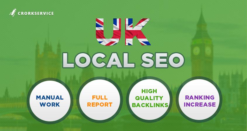 UK Local SEO - high DA backlinks to get rankings