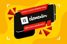 I will design responsive wordpress website using elementor pro