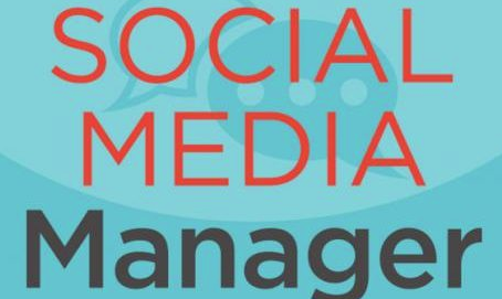 I will be your social media manager for one week