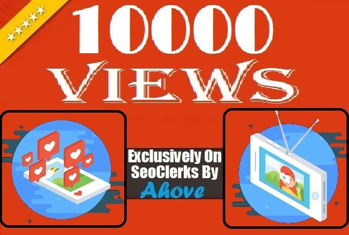 Get Instant 10000 Views In Social Media Videos
