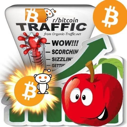 Buy Reddit r/Bitcoin Traffic - Cryptocurrency Traffic for 30 days