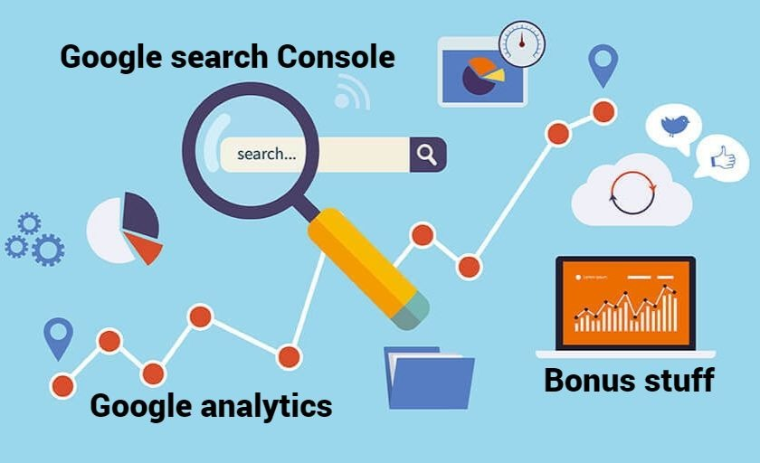 Set Up Google Analytics And Search Console
