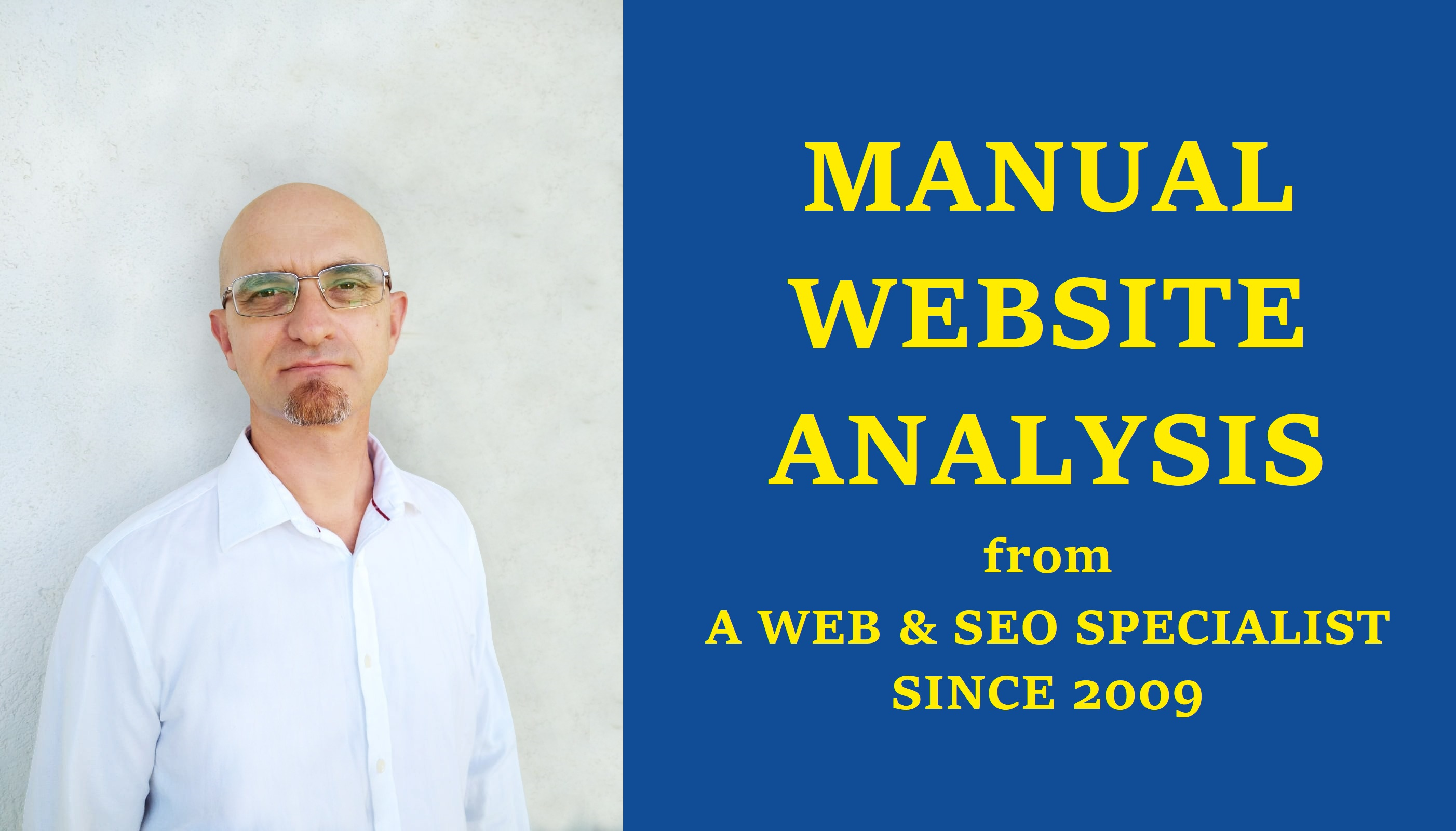 How bad is your website Manual pro deep analysis