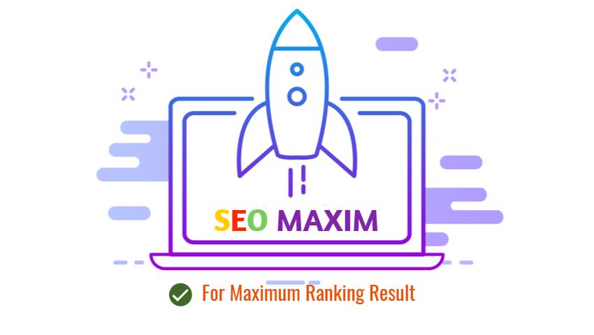 SEO MAXIM - Dominate Your Niche in Google Ranking