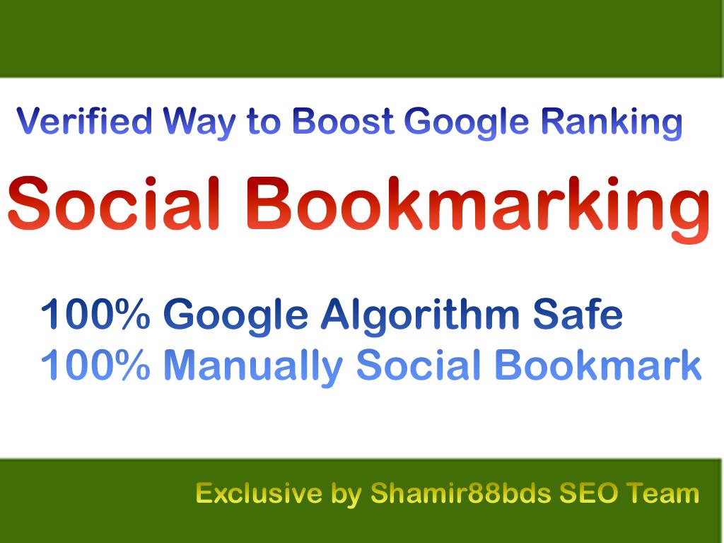 Verified 105 Dofollow Social Bookmarking to Rank Higher