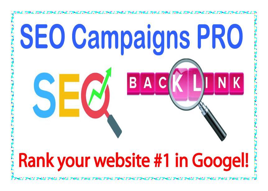 New SEO Strategy-Add your Website 1st Page SEO campaign
