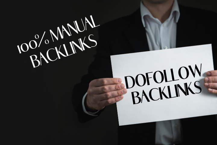 Build 50 Dofollow SEO Backlinks For Google Ranking