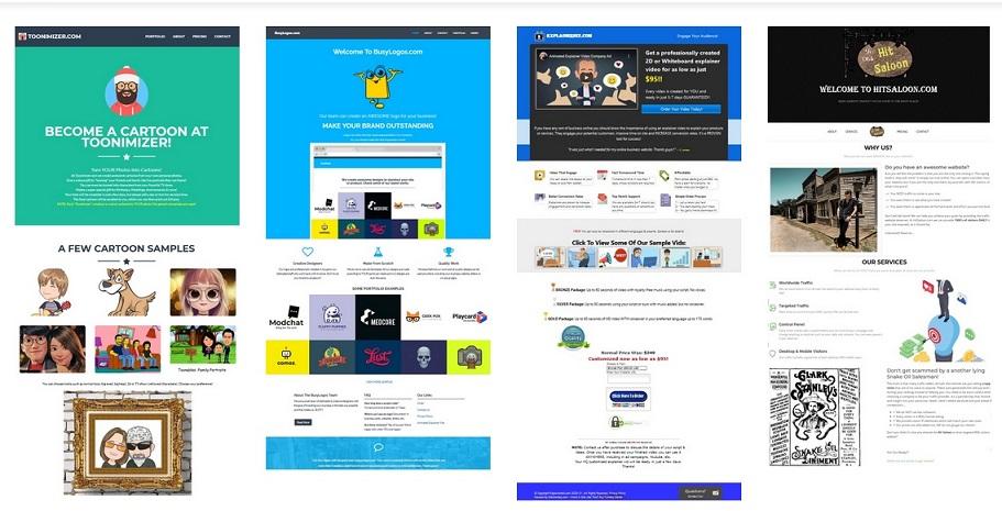Complete Turnkey Starter Website In Money Making Evergreen Dropservice Niche