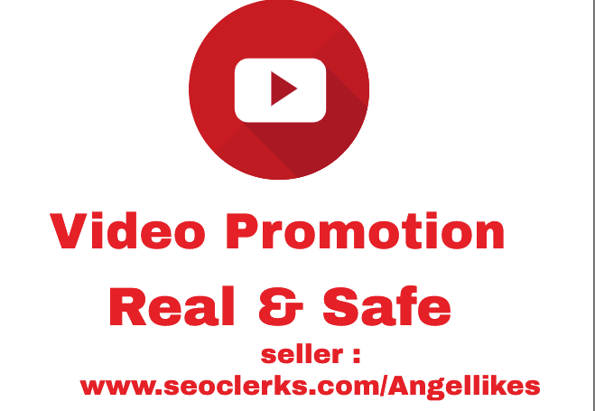 Get High Quality and Safe video Promotion Guaranteed