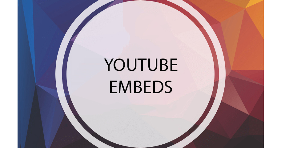 Embed your YouTube Video to TOP 100 Web2 Websites