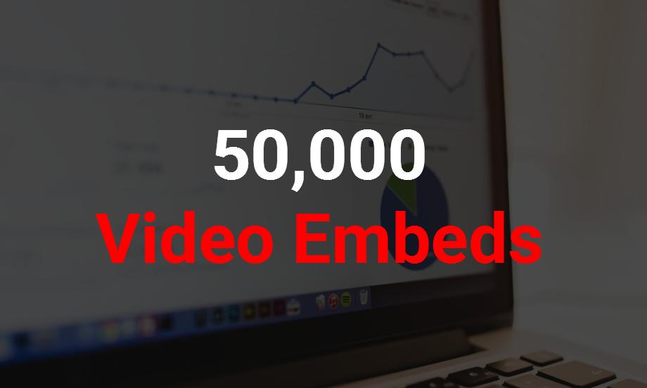 YOUTUBE RANK PRO - Add 50,000 SEO Embeds, Social Signals Plus Bonus Backlinks