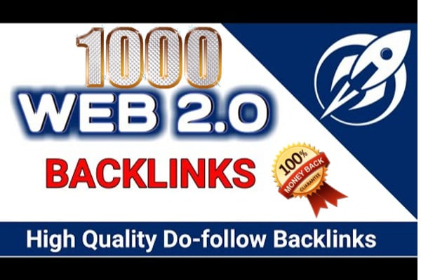 Super 1000 Web 2.0 profiles Backlinks