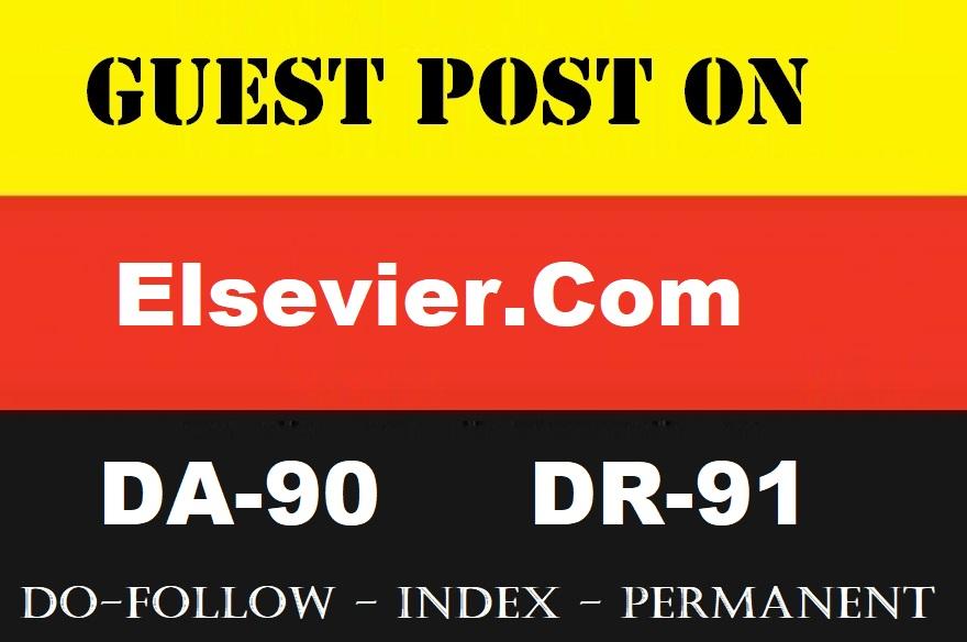 Guest post on elsevier- canvas. elsevier. com - DA90 DR91