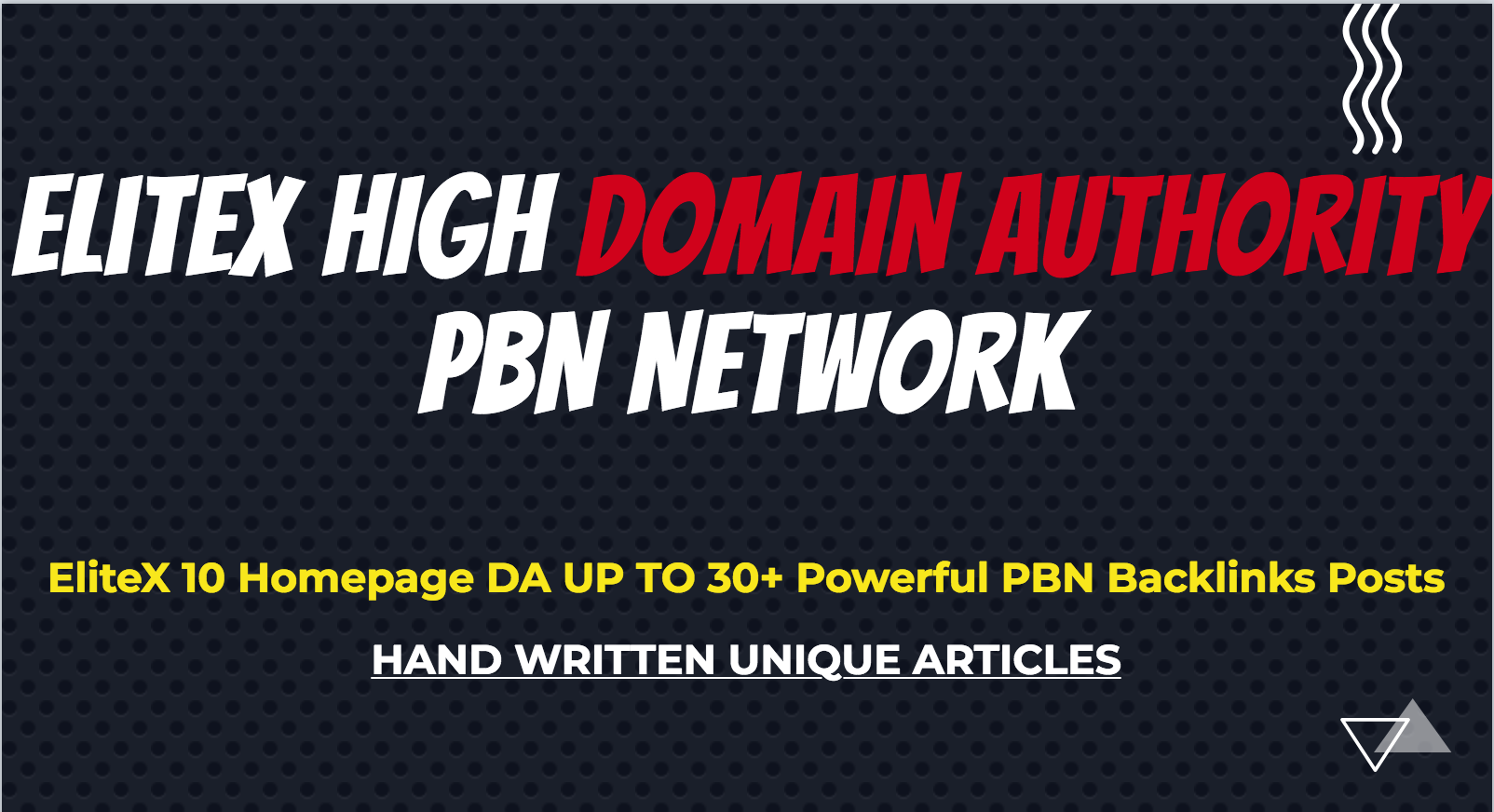 EliteX 10 High Domain Authority DoFollow PBN Backlinks