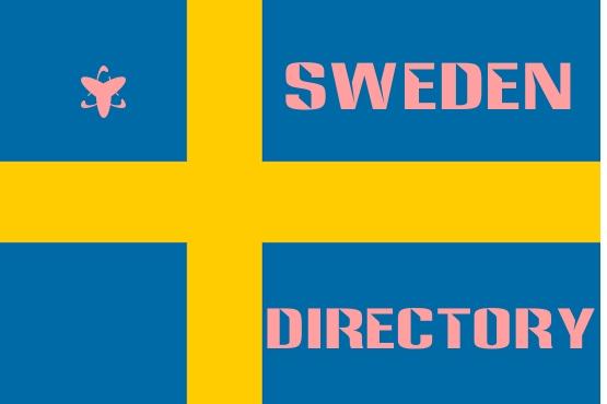 create 21 Sweden directory , swedish directories
