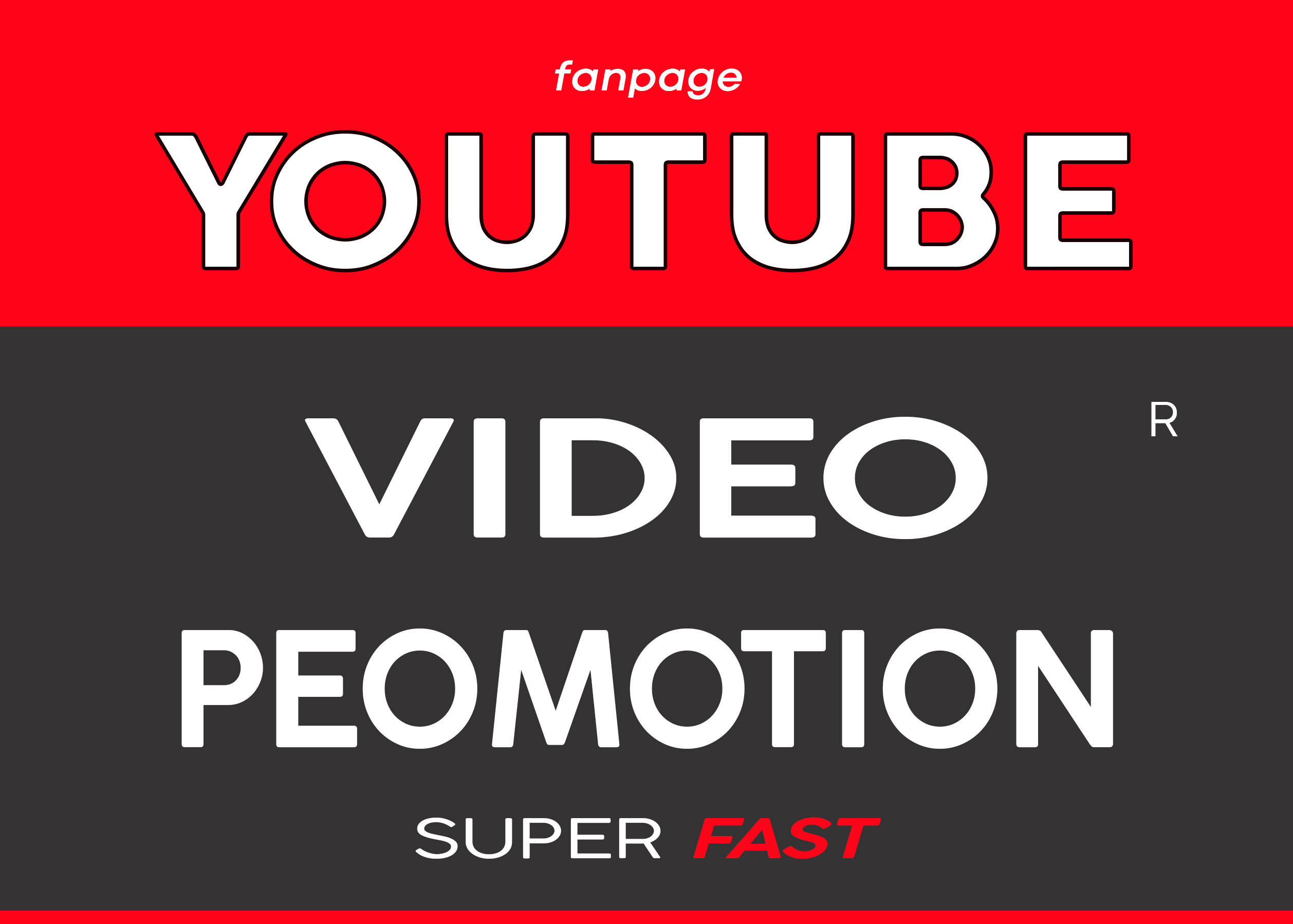 YOUTUBE VIDEO PROMOTION AND MARKETING IN NATURAL PATTERN AND INSTANT START