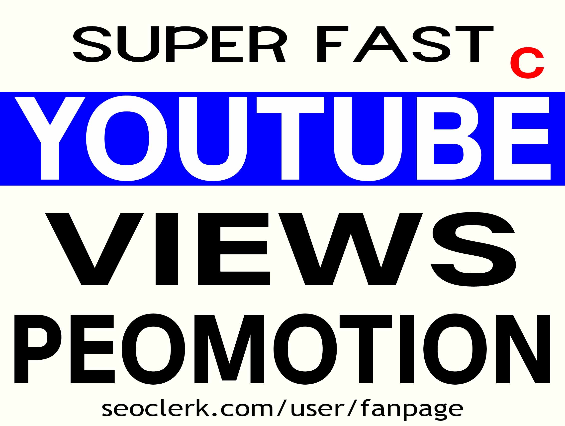 FAST YOUTUBE VIDEO PROMOTION MARKETING REAL ACTIVE AUDIENCE