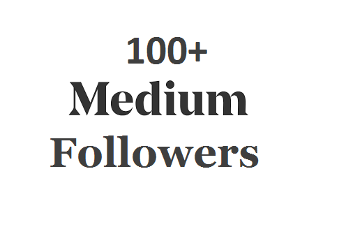 I WILL PROVIDE YOU MEDIUM PROMOTION ON YOUR MEDIUM PROFILE