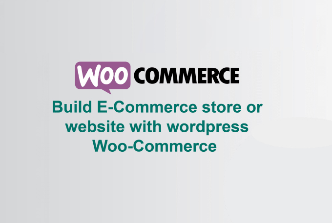 I will build responsive WordPress,  woocommerce website and blog