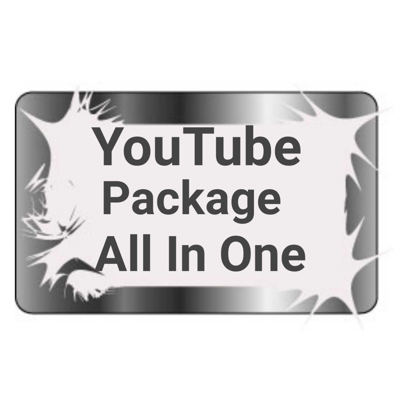 Promotion package for YouTube very fast delivery