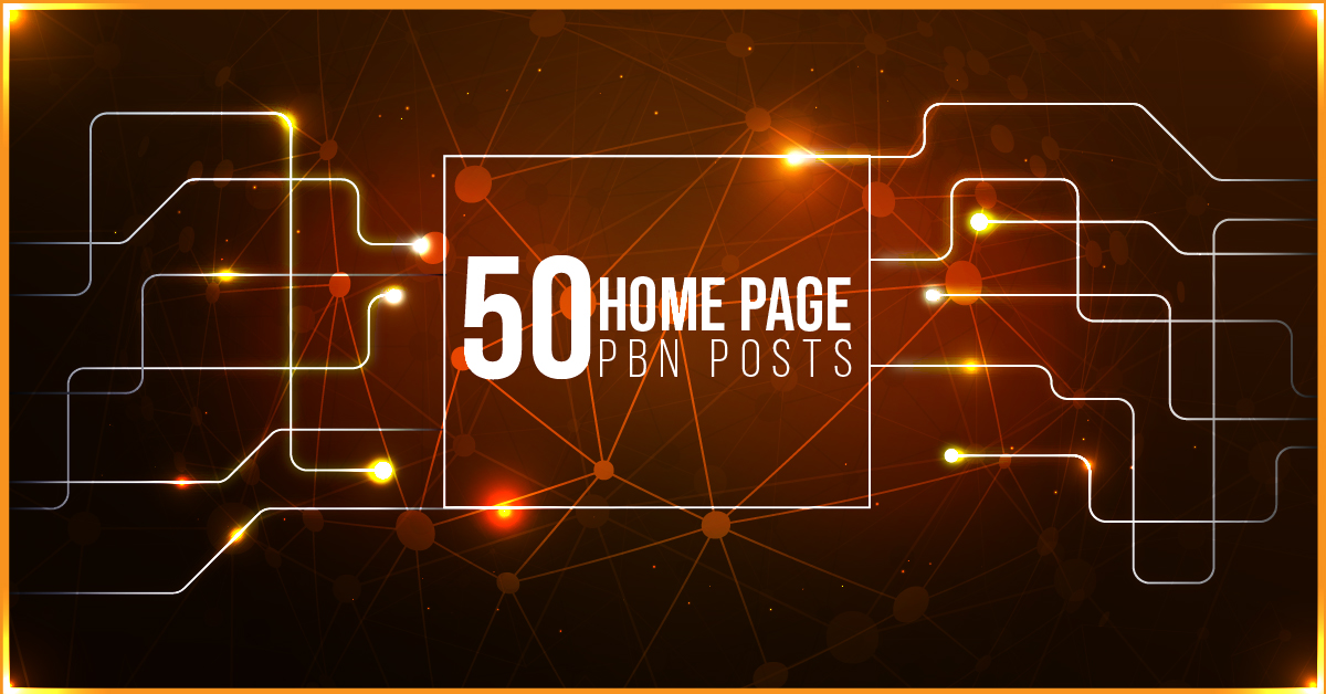 Make Manually 50 PBN Posts Dofollow Backlinks Upto DA50