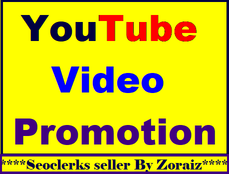 Safe YouTube Video Promotion And Social Media Marketing Instantly