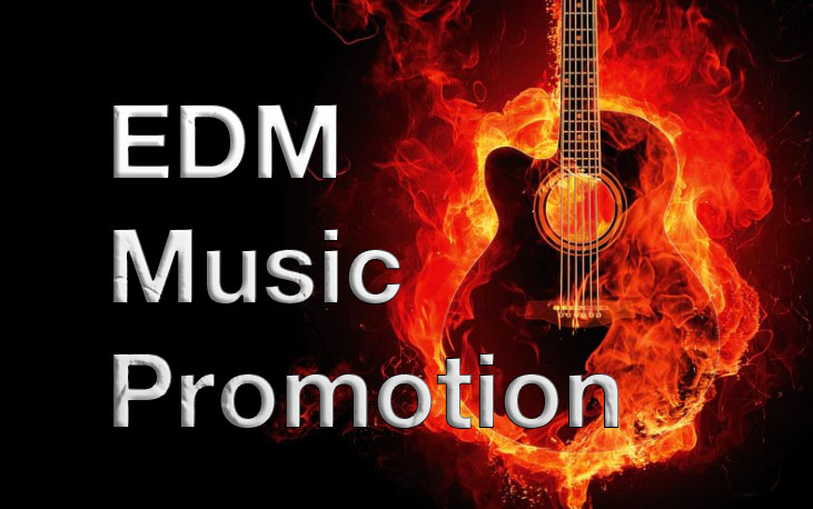 Best effective edm music promotion very fast