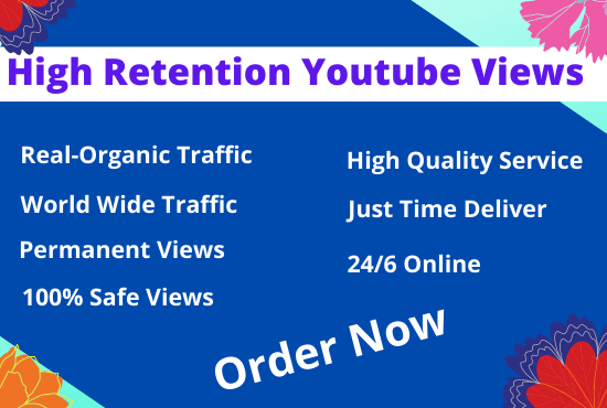 I will give you 5000 Real Traffic