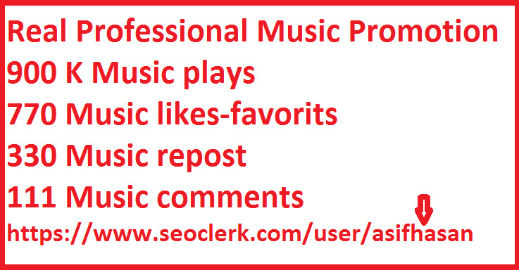 Real Professional Music Promotion