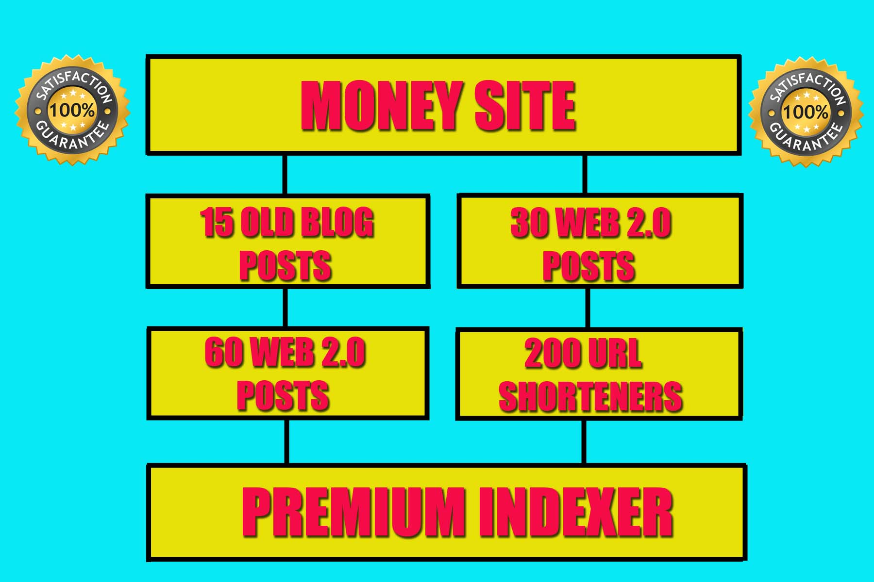 White Hat SEO Package - Catapult Your Rankings With My High Pr Seo Authority Links