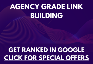 2020 Agency Grade Off-Page SEO Link Building Service - Rank On Google