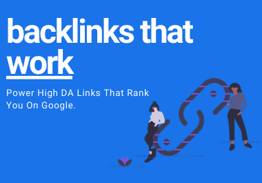 Backlinks That Work - Get Ranked On Google 2020 - 100