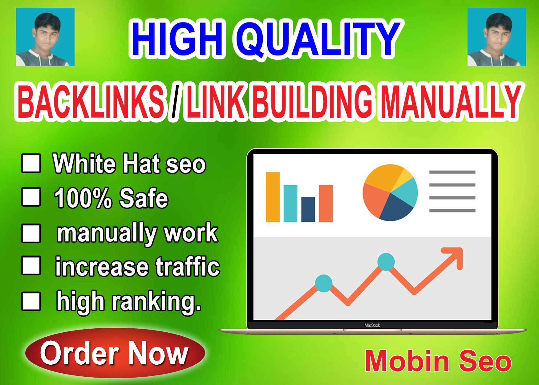 Do 60 high Quality Backlings or Link Building Manually