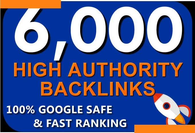 6000 Blog Comments SEO Backlinks For Google Ranking
