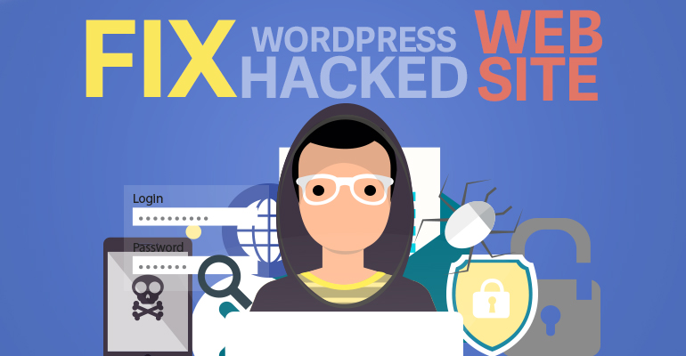 Fix,  Recover & Secure your Hacked WordPress Website