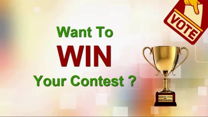 Provide 100+ unique, different IP and real users Vote For your Online Voting Contest
