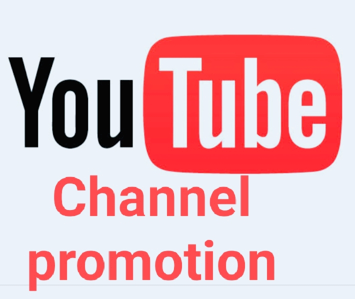 YouTube chanel promotion and marketing via real user