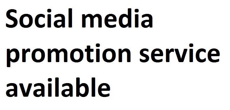 Social media Promotion followers via real users