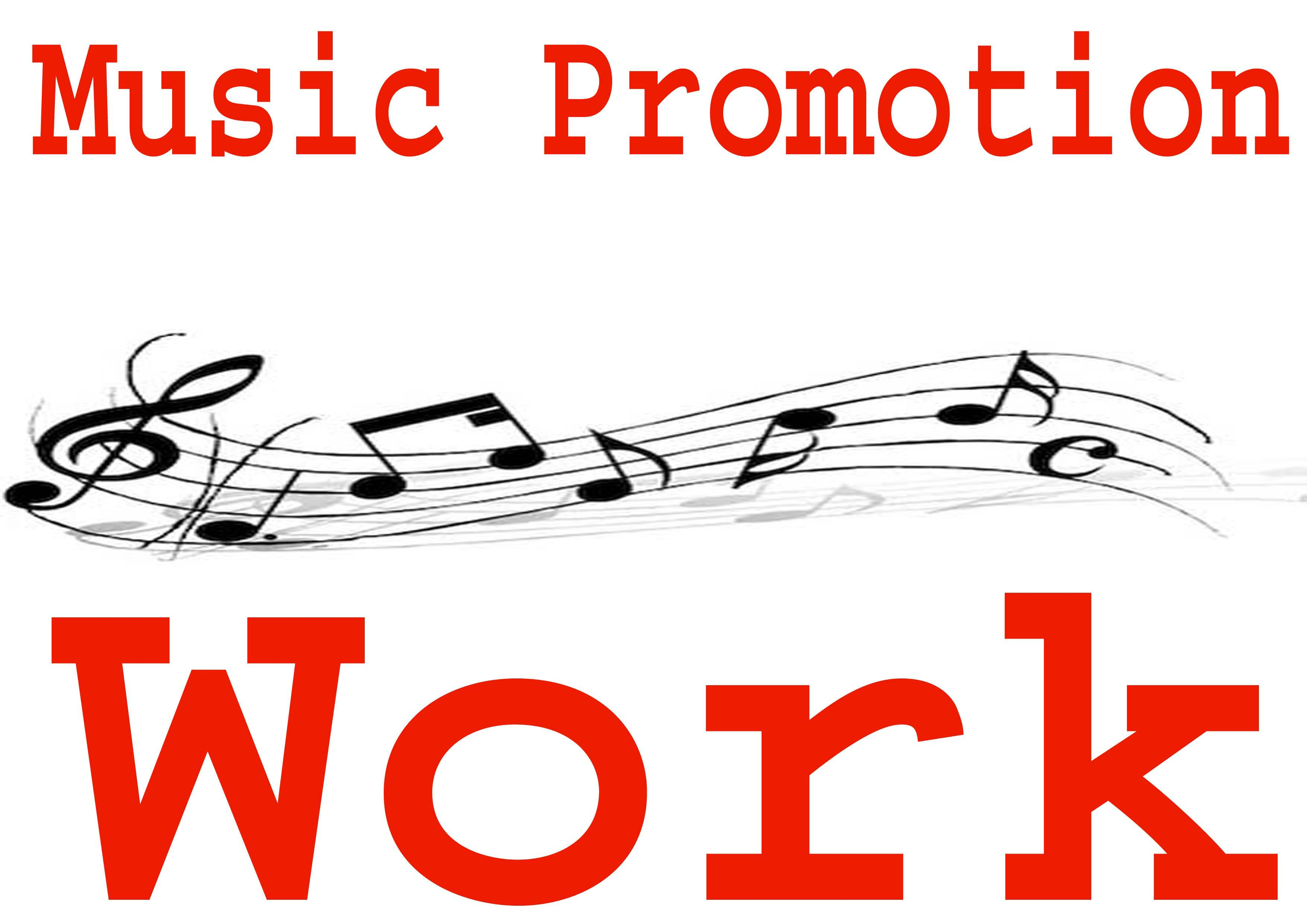 Music grow up in music promotion package three in one service fast delivery