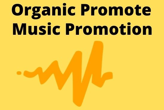 I promise to work organically in the world of music