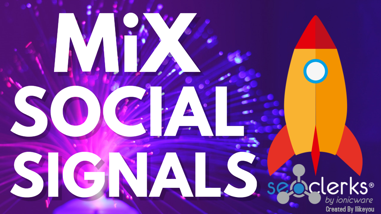 5600 SEO Mix Social Signals / Backlinks / Bookmarks - Help to ranking