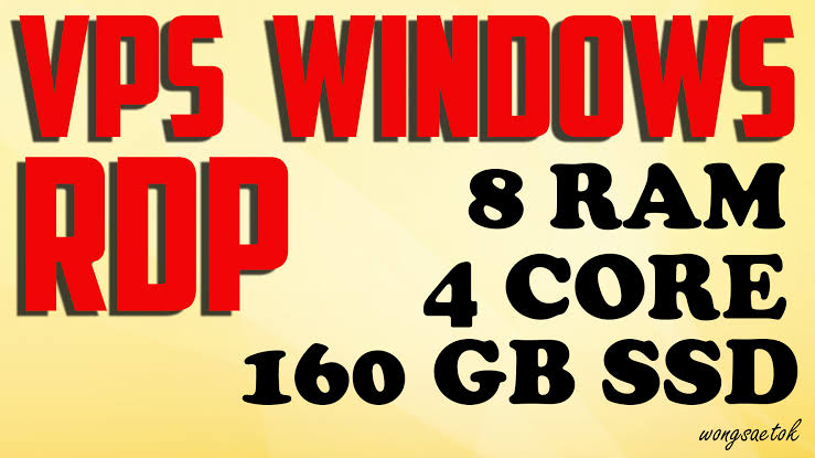 Fast Delivery Windows VPS 4 Core CPUs 8 GB RAM 160 GB SSD - The Cheapest in Seocheckout