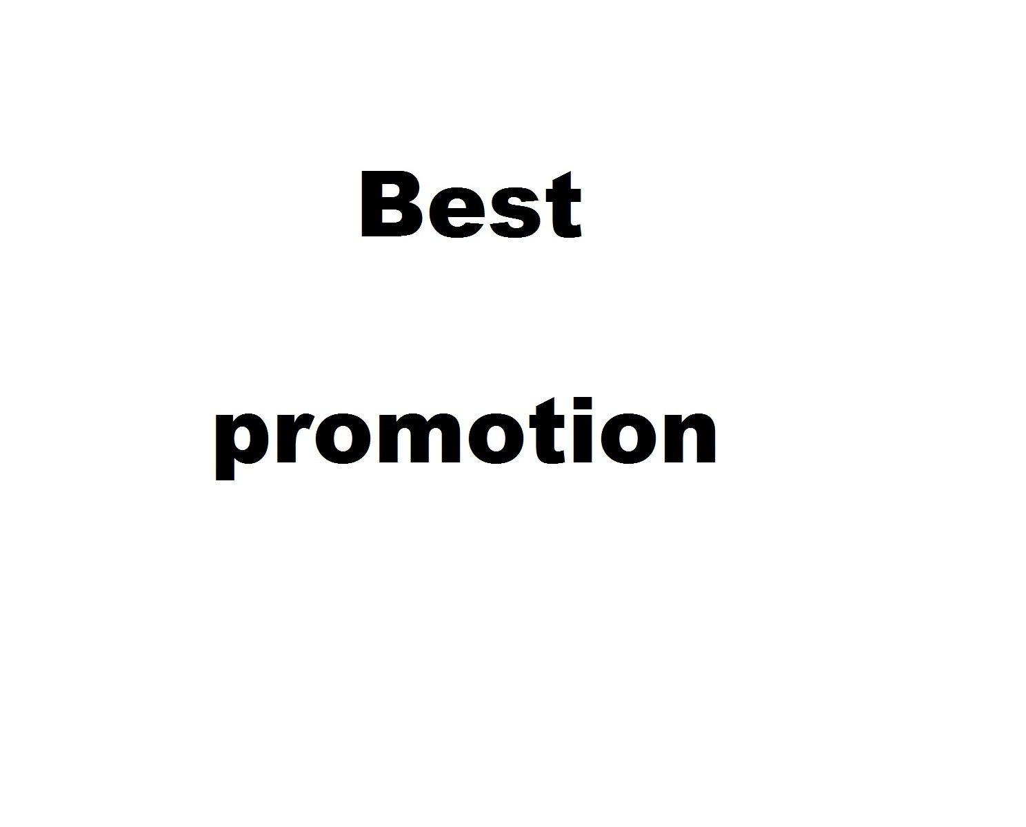 mustc promotion for your track or playlist