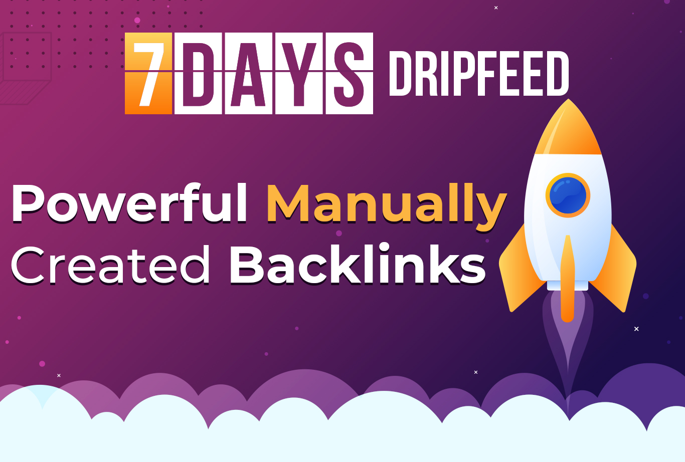 Weekly Ranking Booster Package,  Do Powerful SEO Backlinks Manually in 7 Days