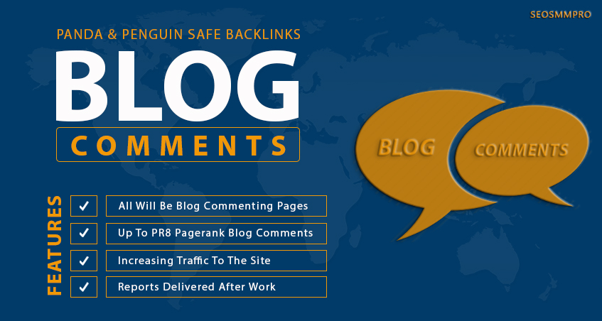 Do 1000 Panda & Penguin Safe Blog Comments for Website Ranking