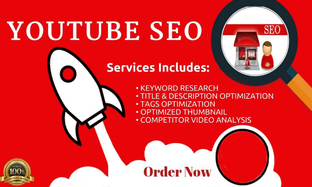 do youtube SEO to increase video ranking 1st page on youtube