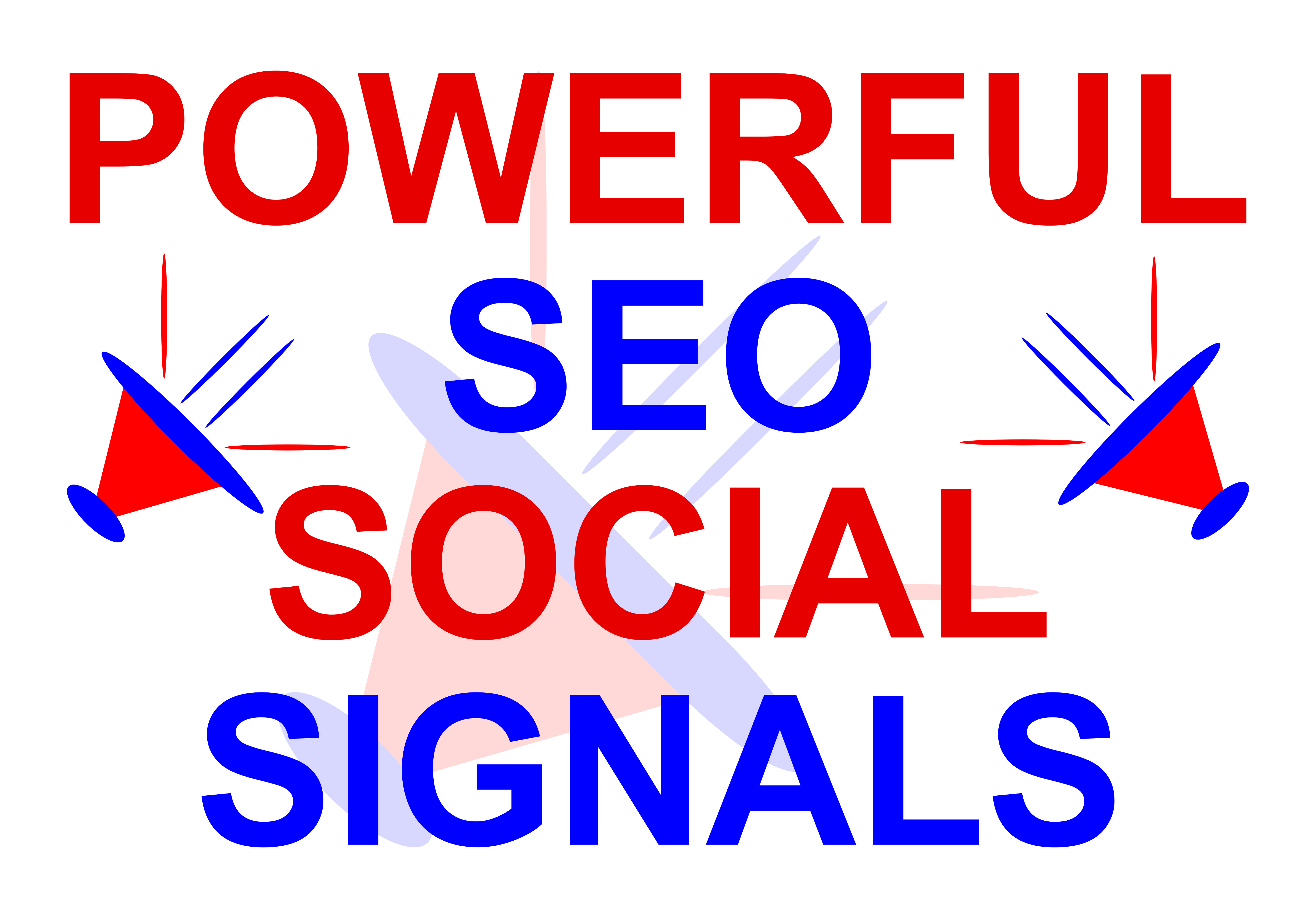 1000+ High Quality SEO Social Signals for website Google Ranking